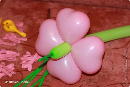Видеоурок как сделать гирлянду шаров