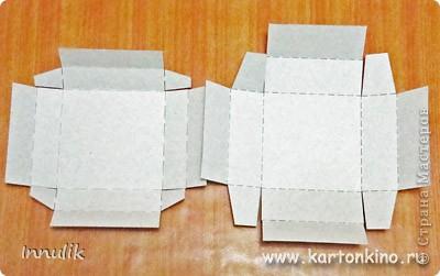 Как сделать упаковку для мыла  из бумаги 69