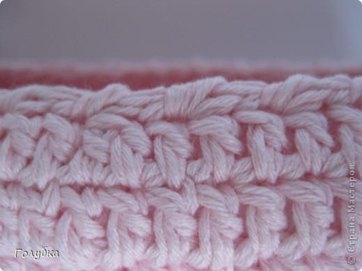 Гардероб Вязание крючком: Балетки для кокетки Пряжа. Фото 7