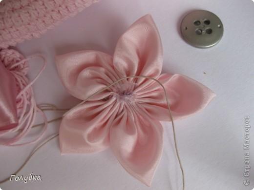 Гардероб Вязание крючком: Балетки для кокетки Пряжа. Фото 10