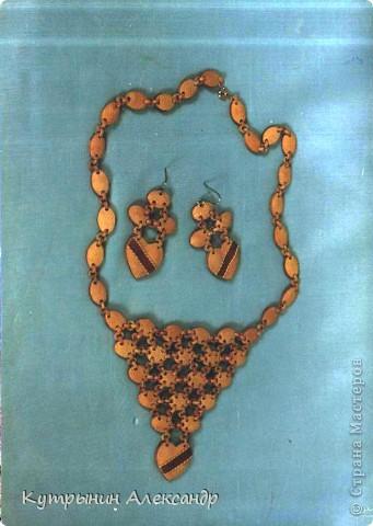 Украшение Аппликация, Орнамент, Плетение, Тиснение: Мои работы Береста. Фото 28
