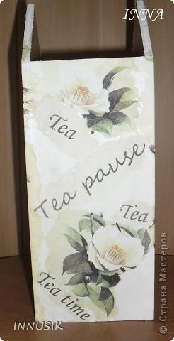 Здравствуйте, дорогие мастерицы и гости Страны Мастеров! Вот и наступила время показать мой первый чайный домик, на всякий случай делала поэтапные фото.. Фото 14