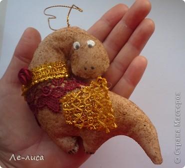 Игрушка, Интерьер, Мастер-класс Шитьё: Ароматные текстильные дракошки с выкройками и объяснением Ткань Новый год. Фото 1