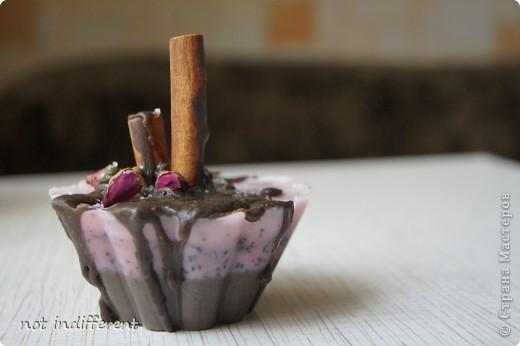 """Мастер-класс Мыловарение: Мастер-класс """"Розово-малиновый кекс"""" Мыло. Фото 1"""