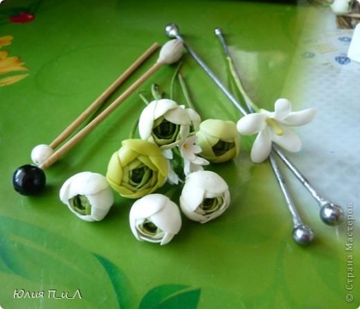 Мастер-класс, Материалы и инструменты Бумагопластика, Лепка: Ещё раз о бульках (+МК цветок мурайя) Бумага, Фарфор холодный. Фото 1