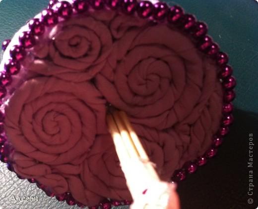 Мастер-класс Моделирование: Розовая нежность! Бисер, Бумага, Бусинки, Гипс, Материал бросовый Новый год. Фото 12