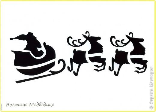 Интерьер, Сказка, Украшение Вырезание, Вырезание силуэтное: Украшаем окна к Новому году или Новогодняя сказка на окне Бумага, Клей Новый год. Фото 18