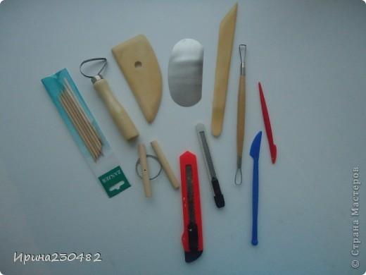 Материалы и инструменты: Мои рабочие материалы. Фото 2