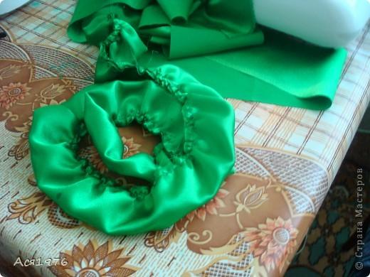 Мастер-класс Шитьё: МК елочки Ткань Новый год. Фото 7