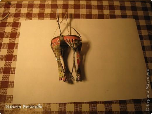 Мастер-класс: Игольница Материал бросовый. Фото 10