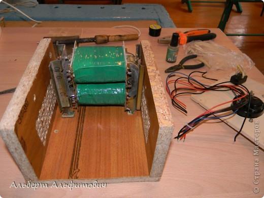 Как сделать из старого зарядного устройства