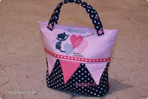 Как пошить сумочку для девочки своими руками