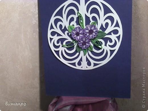 Картина, панно Вырезание, Квиллинг: Вдохновение Бумага. Фото 4