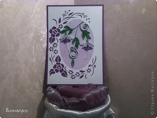 Картина, панно Вырезание, Квиллинг: Вдохновение Бумага. Фото 2