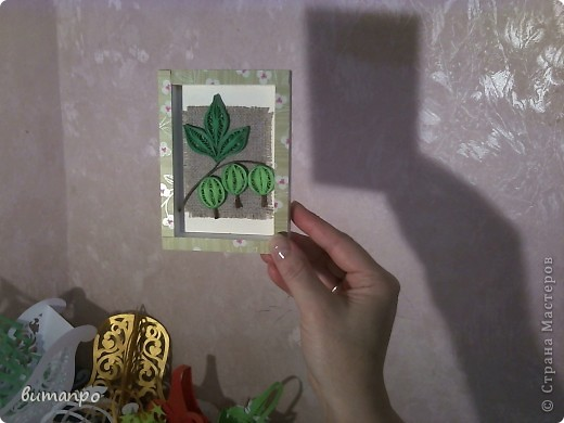 Картина, панно Вырезание, Квиллинг: Вдохновение Бумага. Фото 5
