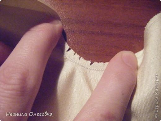 Мастер-класс Роспись, Шитьё: МК Интерьерный Дракон... Ткань Новый год. Фото 5