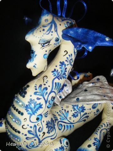 Мастер-класс Роспись, Шитьё: МК Интерьерный Дракон... Ткань Новый год. Фото 27