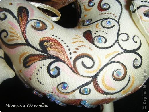 Мастер-класс Роспись, Шитьё: МК Интерьерный Дракон... Ткань Новый год. Фото 34