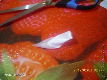 Мастер-класс, Украшение Цумами Канзаши: МК Хризантема Ленты. Фото 10