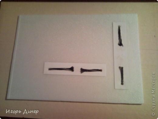 Мастер-класс: Подробный МК по углублению рамок для объемных панно и картин.. Фото 30