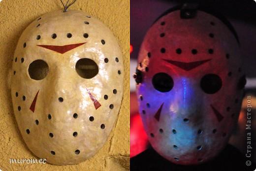 Как и из чего сделать маску фредди