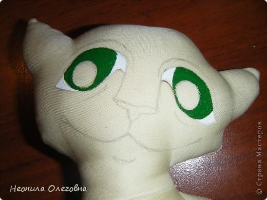 Доброго времени суток))) Свою манию шить, рисовать и клеить кучу стразов я снова решила воплотить в серию интерьерной игрушки... Не буду томить..... начнемс... . Фото 10