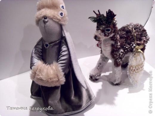 Игрушка Шитьё: Просто Морозова.. Ткань. Фото 4