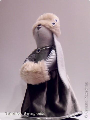 Игрушка Шитьё: Просто Морозова.. Ткань. Фото 2