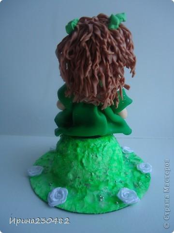 Куклы Лепка: Изумрудинка Пластика. Фото 3