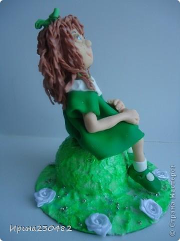 Куклы Лепка: Изумрудинка Пластика. Фото 4