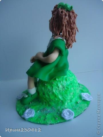 Куклы Лепка: Изумрудинка Пластика. Фото 5