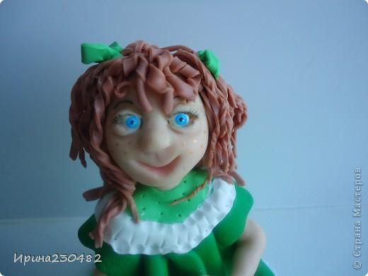 Куклы Лепка: Изумрудинка Пластика. Фото 6
