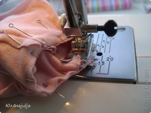 Игрушка, Куклы, Мастер-класс Шитьё: Мастер-класс 1 часть Ткань Дебют.