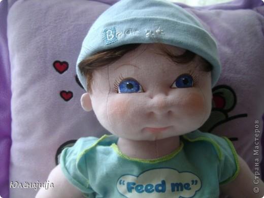 Игрушка, Куклы, Мастер-класс Шитьё: Мастер-класс 1 часть Ткань Дебют. Фото 1