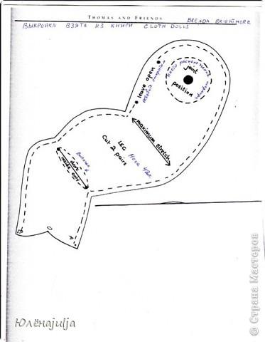 Игрушка, Куклы, Мастер-класс Шитьё: Мастер-класс 1 часть Ткань Дебют. Фото 4