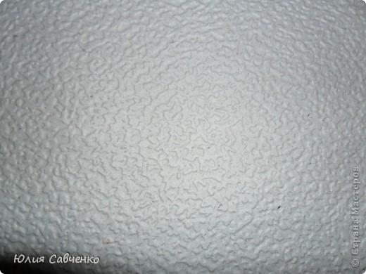 Мастер-класс Роспись: Делаем фон для картины из солёного теста. Бумага, Гуашь. Фото 3