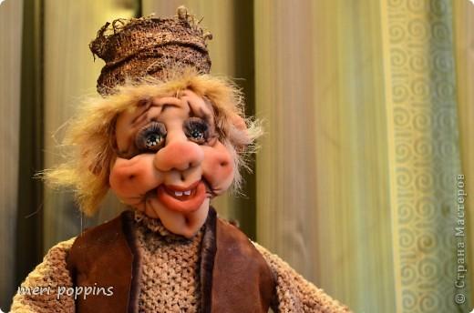 Куклы Шитьё: Моя новая кукла Капрон. Фото 1