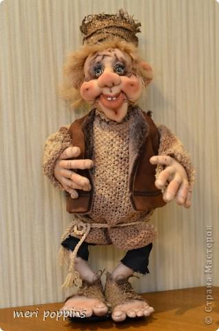 Куклы Шитьё: Моя новая кукла Капрон. Фото 2