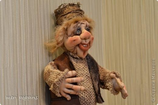 Куклы Шитьё: Моя новая кукла Капрон. Фото 5