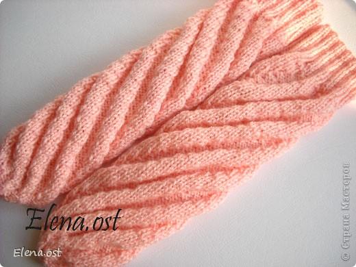 Гардероб, Мастер-класс Вязание, Вязание спицами: Вяжем носки по спирали (МК) Пряжа. Фото 1