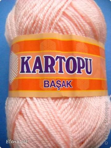 Гардероб, Мастер-класс Вязание, Вязание спицами: Вяжем носки по спирали (МК) Пряжа. Фото 3