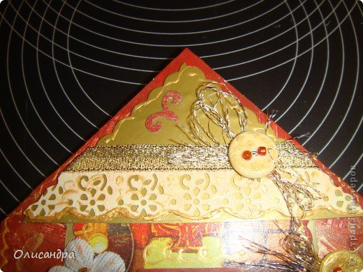 """Давно не скрапила...Соскучилась по этому занятию...И опять было страшно начинать... Продолжаю делать домики, """"заклинило"""" ...:)) МК по закладочкам здесь... <a href=""""http://scraphouse.ru/masterclass/flowers-and-decorations/beautiful-bookmarks-for-book.html"""" title=""""http://scraphouse.ru/masterclass/flowers-and-decorations/beautiful-bookmarks-for-book.html"""">http://scraphouse.ru/masterclass/flowers-and-decorations/beautiful-bookm...</a>. Фото 5"""