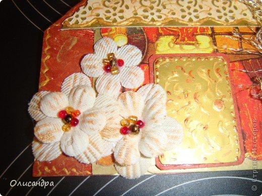"""Давно не скрапила...Соскучилась по этому занятию...И опять было страшно начинать... Продолжаю делать домики, """"заклинило"""" ...:)) МК по закладочкам здесь... <a href=""""http://scraphouse.ru/masterclass/flowers-and-decorations/beautiful-bookmarks-for-book.html"""" title=""""http://scraphouse.ru/masterclass/flowers-and-decorations/beautiful-bookmarks-for-book.html"""">http://scraphouse.ru/masterclass/flowers-and-decorations/beautiful-bookm...</a>. Фото 7"""