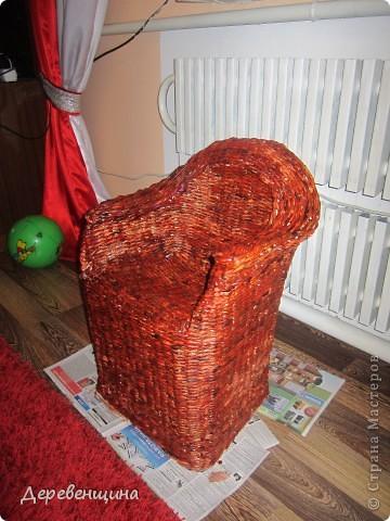 Да-да. Забывайте. Потому что отныне это креслице будем видеть только на фотографии. Оно красивое, для девочки. Но... такие есть у всех. Будем его прятать!!!. Фото 36