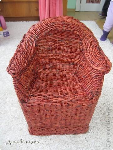 Да-да. Забывайте. Потому что отныне это креслице будем видеть только на фотографии. Оно красивое, для девочки. Но... такие есть у всех. Будем его прятать!!!. Фото 37