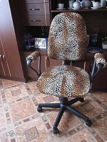 Выкройка чехлов на компьютерное кресло своими руками