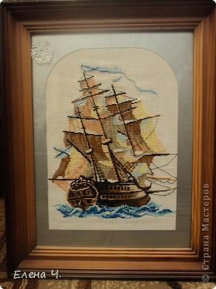 Корабли вышивка крестом схемы