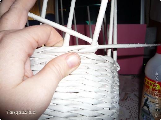 Мастер-класс Плетение: Плетём из газет оленя. Часть 2. Бумага газетная. Фото 5