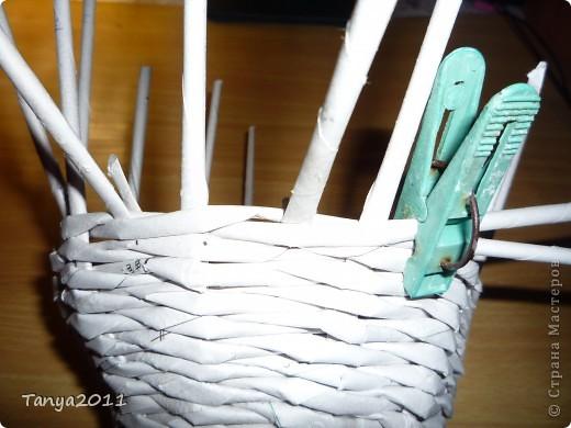 Мастер-класс Плетение: Плетём из газет оленя. Часть 2. Бумага газетная. Фото 18