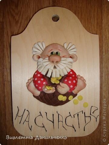 Декор предметов Лепка: Досточки и подсолнухи к 8 марта Тесто соленое 8 марта. Фото 5